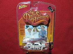 WHITE LIGHTNING Dukes of Hazzard Molly's Plymouth Road Runner 164 Rare Hazard