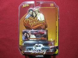 WHITE LIGHTNING Dukes of Hazzard State Police Car 1977 Dodge Monaco 164 Rare